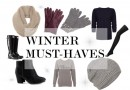 7 Stylish Winter Must-Haves