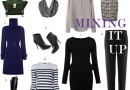 MIXING IT UP: 10 Items, 11 Looks