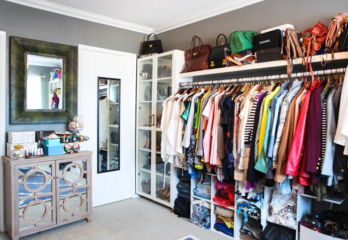 Aimee Song Closet