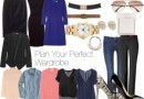 3 Tips on How to Plan Your Perfect Wardrobe