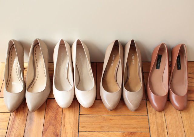 nude-pumps