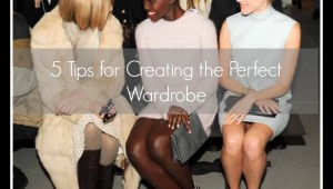 Anna Wintour, Lupita Nyong'o, Naomi Watts, (Wearing Calvin Klein)